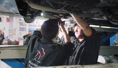 Vidéo | Métiers de l'automobile à Don Bosco