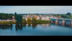 Drone Clip | La Charité Sur Loire